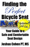 Finding the perfect bicycle seat