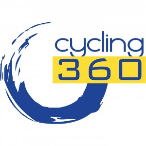 Cycling 360 Podcast Logo