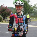 Photo Ultra runner turned cyclist